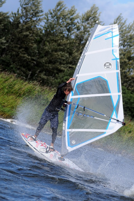 windsurfing volcan