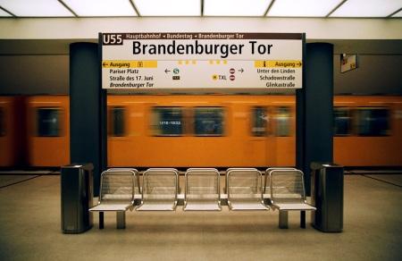 berlinskie metro