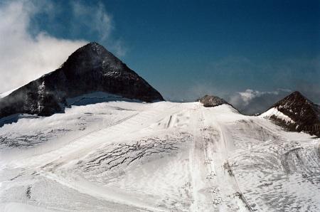 lodowiec hintertux