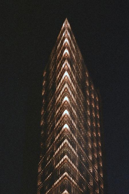 wieżowiec w berlinie